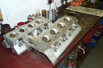 Aston Martin Engine Rebuild Aston Martin Engines Service Oselli