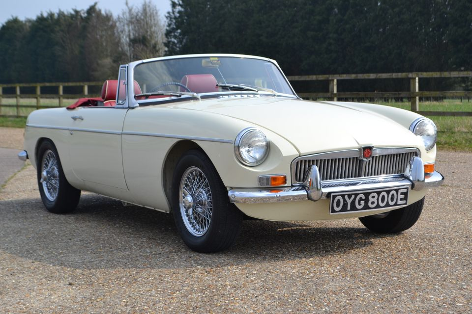 1968 mgb roadster restored oselli